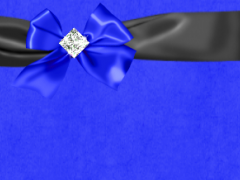 Simply Blue GO SMS Pro Theme 1.0 Screenshot