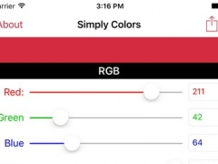 simply colors rgb hex and grayscale free download