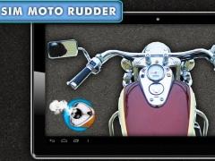 Simulator Moto Rudder 1.1 Screenshot