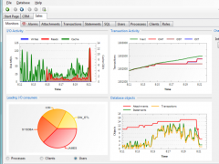 Sinatica Monitor for Firebird 2.0 Screenshot