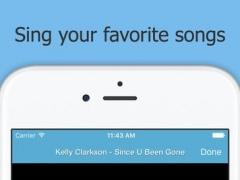 Sing-It! - Free Karaoke for YouTube 1.1.0 Screenshot