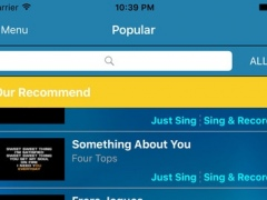 Sing Karaoke and Record 1.1 Screenshot