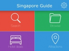 Singapore Guide, Map, Weather, Hotels. 1.0 Screenshot