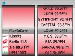 Singapore Radio (SG Radio) 4.8.0.0.2.2 Screenshot