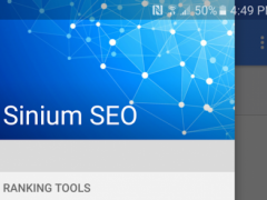 Sinium SEO Tools 4.0 Screenshot