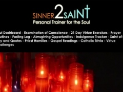 Sinner2Saint: Catholic Spiritual Guidance & Prayer 4.6 Screenshot