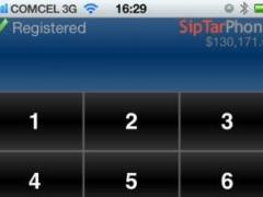 SipTarPhone 1.1 Screenshot