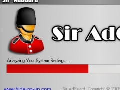 Sir AdGuard 1.0 Screenshot