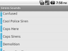 Sirens Horns - Loud Ringtones 1 1 0 Free Download