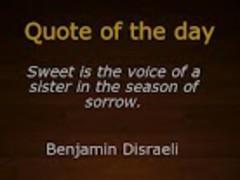 Sister Quotes (FREE!) 1.0 Screenshot