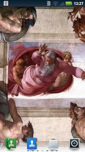 Sistine Chapel Live Wallpaper 3 6 0 0 Free Download
