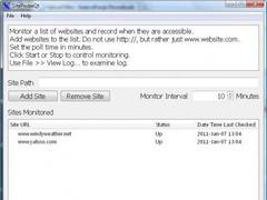 SiteProbeQt  Screenshot