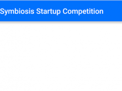 SIU Startup Competition 2.0 Screenshot