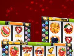 Sizzling 7's Slot: Deluxe 1.1 Screenshot