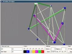 SJGraph - Simple Java Graph 0.9 Screenshot