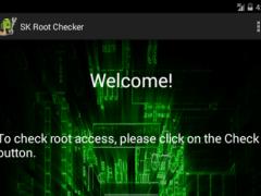 SK Root Checker Pro 1.0 Screenshot