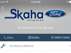 Skaha Ford 1.2 Screenshot