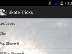 Skate Tricks 1.0 Screenshot
