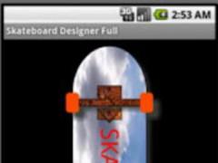 Skateboard Designer Free 1.1 Screenshot