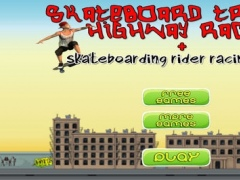 Skateboard Traffic Highway Racing + Skateboarding Subway Rider Race Pro 1.1 Screenshot