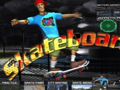 Skateboarding 3D - Skater Die Hard Skate Board Game 1.0 Screenshot