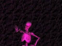 Skeleton Dance Party 3D 1.2 Screenshot