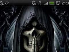 Skeleton Demon Live Wallpaper 1.1 Screenshot