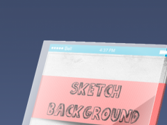 Sketch Background Maker 1.4 Screenshot