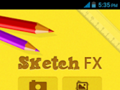 Sketch FX 1.3 Screenshot