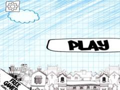 Sketch Man Airplane Bomber - Extreme Aerial Warfare Mayhem Free 1.0 Screenshot