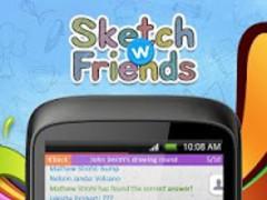 Sketch W Friends 3.0 Screenshot