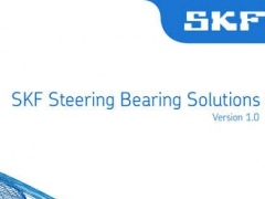 SKF Steering bearing solutions 1.0.0 Screenshot