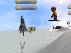Ski Snowboarder Race 1.0.2 Screenshot