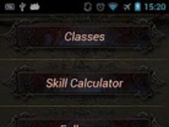 Skill Calculator (Unofficial) 2.9.64 Screenshot