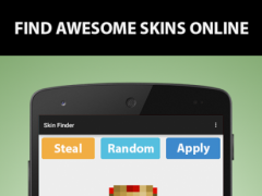 Skin Finder for Minecraft 2.0.0 Screenshot