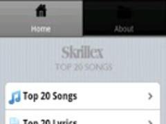 Skrillex Songs 1.5 Screenshot