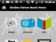 Skrillex Videos Music News 1.0 Screenshot