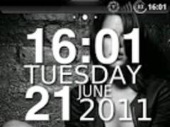 Skull Gray Theme for CM7 4.5 Screenshot