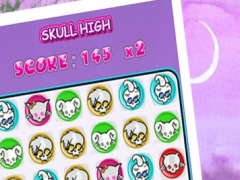 Skull High Match Game For Kids 1.1 Screenshot