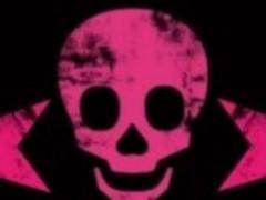 Skull Pink Live Wallpaper 1.0 Screenshot