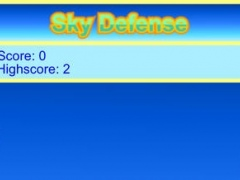 Sky Defense 1.0 Screenshot