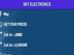 SKY ELECTRONICS 1.52.80.138 Screenshot