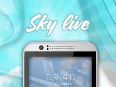 Sky Gif Live Wallpapers 1.2 Screenshot