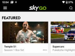 SKY GO NZ 1.4.6 Screenshot