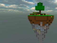Skyblock Craft 1.0.4 Screenshot