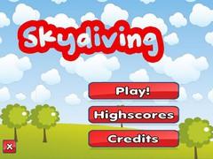Skydiving Game 1.0 Screenshot