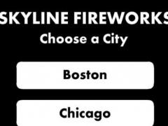 Skyline Fireworks 1.0.1 Screenshot