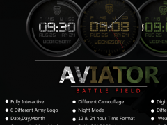Skymaster Pilot Watch Face 1.1 Screenshot