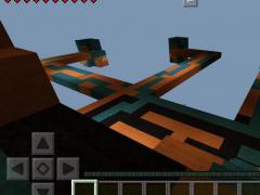 SkyWars Tron map for Minecraft 1.18 Screenshot