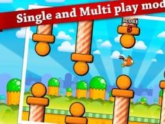 Slack birds - MultiPlay 1.0 Screenshot